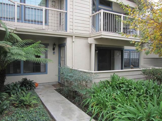 1457 Via Vista 3, San Mateo, CA 94404 (#ML81821840) :: The Gilmartin Group