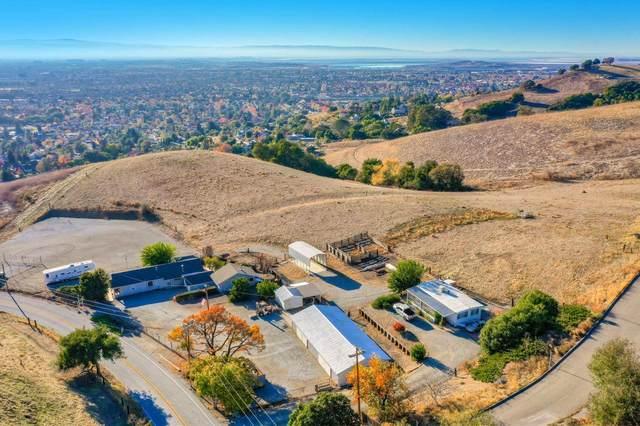 2375 Old Calaveras Rd, Milpitas, CA 95035 (#ML81821848) :: The Kulda Real Estate Group