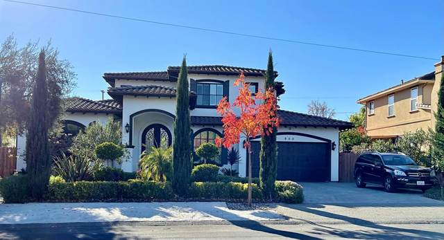 950 Marion Way, Sunnyvale, CA 94087 (#ML81821850) :: Olga Golovko