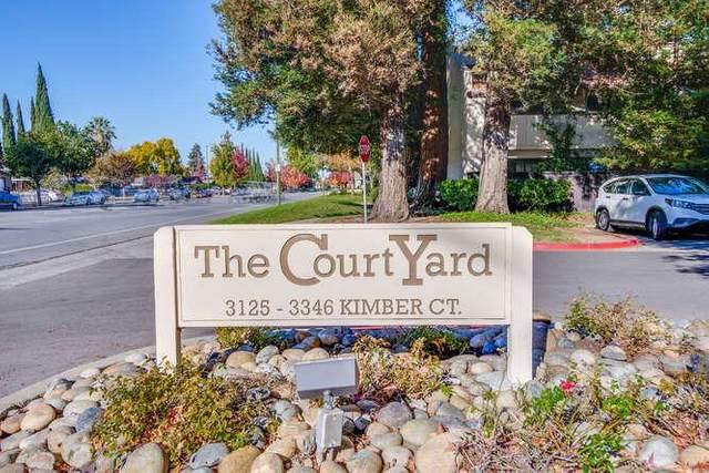 3164 Kimber Ct 72, San Jose, CA 95124 (#ML81821851) :: Real Estate Experts