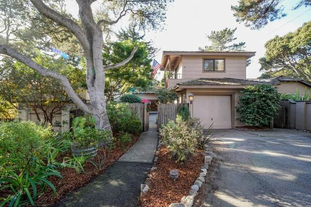 0 Monte Verde 3 Sw Of 12th, Carmel, CA 93921 (#ML81821881) :: The Sean Cooper Real Estate Group