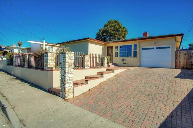 1260 Waring St, Seaside, CA 93955 (#ML81821882) :: The Goss Real Estate Group, Keller Williams Bay Area Estates