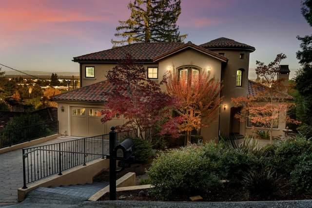 1749 Elizabeth St, San Carlos, CA 94070 (#ML81821887) :: The Gilmartin Group