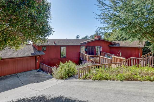 2310 Newell Dr, Aptos, CA 95003 (#ML81821891) :: The Gilmartin Group