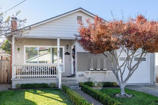 1348 Walnut St, San Carlos, CA 94070 (#ML81821910) :: The Gilmartin Group