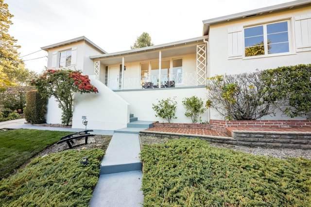 1505 Alturas Dr, Burlingame, CA 94010 (#ML81821913) :: The Kulda Real Estate Group