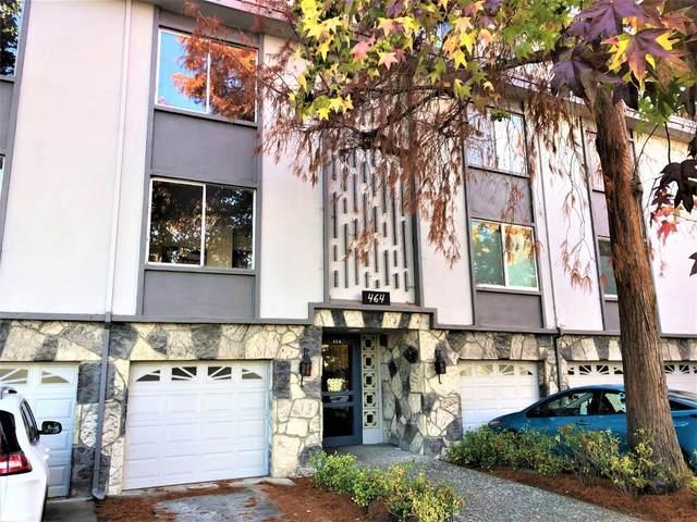 464 Clinton St 207, Redwood City, CA 94062 (#ML81821941) :: The Gilmartin Group