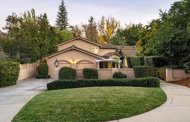 922 Lundy Ln, Los Altos, CA 94024 (#ML81821969) :: The Sean Cooper Real Estate Group