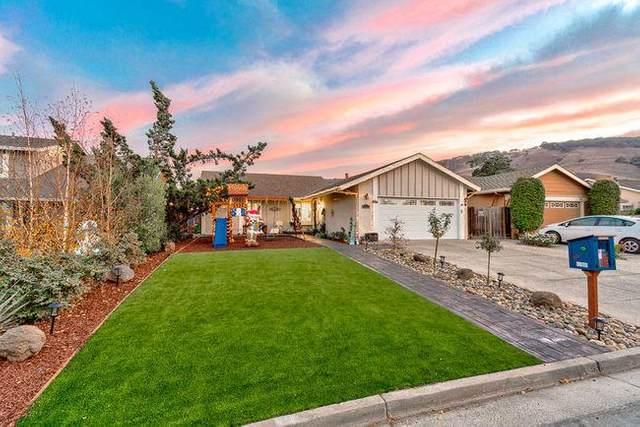 486 Valroy Ct, San Jose, CA 95123 (#ML81821989) :: The Kulda Real Estate Group