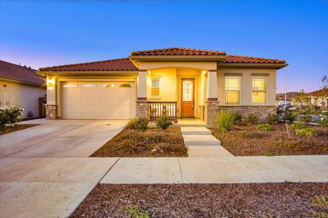 1440 Sawtooth Dr, Hollister, CA 95023 (#ML81822013) :: The Kulda Real Estate Group