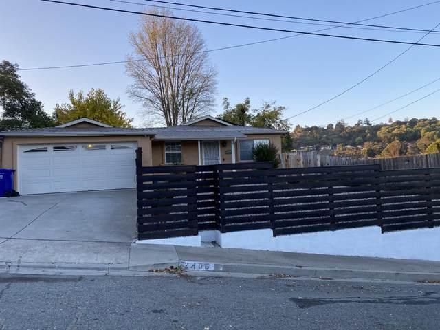 2406 Alamo St, Pinole, CA 94564 (#ML81822039) :: The Sean Cooper Real Estate Group