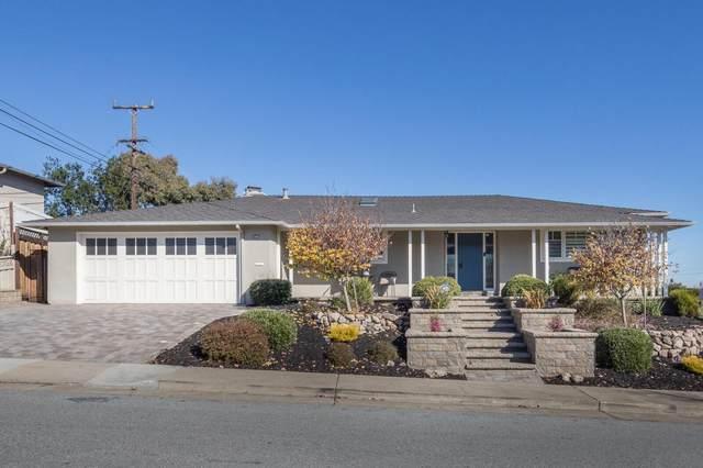 1309 Woodland Dr, San Mateo, CA 94402 (#ML81822049) :: The Sean Cooper Real Estate Group