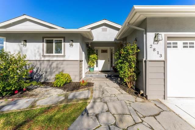 2813 Via Carmen, San Jose, CA 95124 (#ML81822050) :: The Sean Cooper Real Estate Group