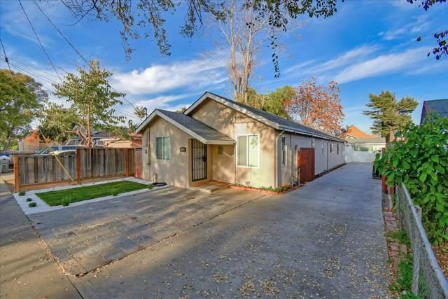 1526 Sanborn Ave, San Jose, CA 95110 (#ML81822141) :: The Sean Cooper Real Estate Group