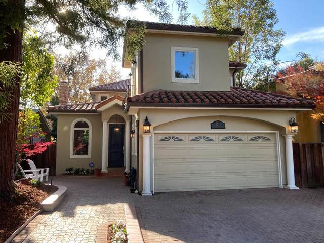 1371 Orange Ave, Menlo Park, CA 94025 (#ML81822143) :: Real Estate Experts