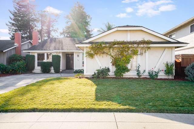 342 Avenida Nogales, San Jose, CA 95123 (#ML81822160) :: The Kulda Real Estate Group