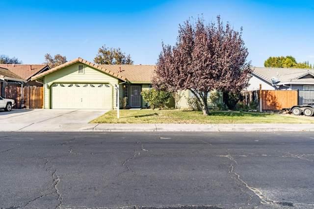 121 2nd St, Los Banos, CA 93635 (#ML81822219) :: The Kulda Real Estate Group