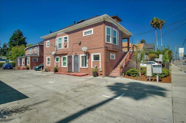 317 Ocean St, Santa Cruz, CA 95060 (#ML81822237) :: The Kulda Real Estate Group