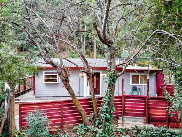 274 Saint Francis Dr, Boulder Creek, CA 95006 (#ML81822292) :: The Kulda Real Estate Group