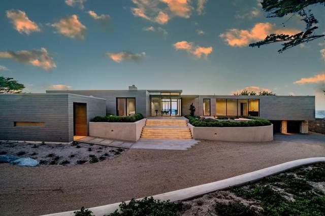 1145 Spyglass Hill Rd, Pebble Beach, CA 93953 (#ML81822363) :: Schneider Estates