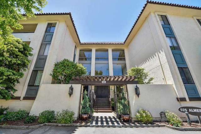 525 Almer Rd 308, Burlingame, CA 94010 (#ML81822374) :: The Sean Cooper Real Estate Group