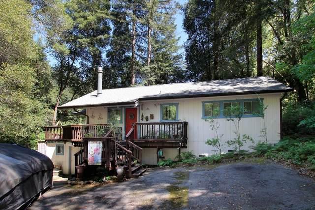 130 Brook Ln, Boulder Creek, CA 95006 (#ML81822528) :: Strock Real Estate