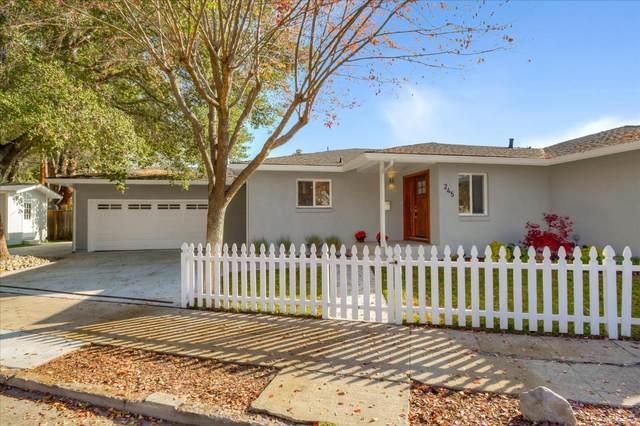 245 Edgewood Rd, Redwood City, CA 94062 (#ML81822596) :: The Gilmartin Group