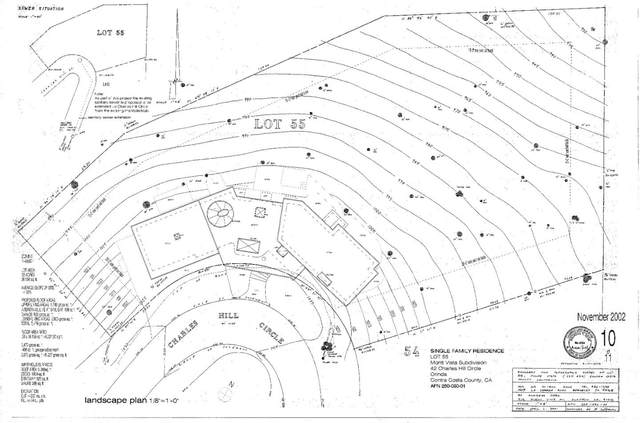 42 Charles Hill Cir, Orinda, CA 94563 (#ML81822627) :: The Sean Cooper Real Estate Group