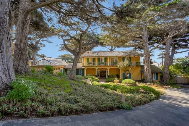 3162 17 Mile Dr, Pebble Beach, CA 93953 (#ML81822783) :: Intero Real Estate