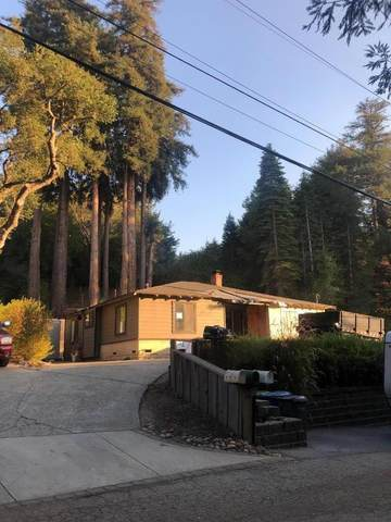 110 Hidden Dr, Scotts Valley, CA 95066 (#ML81822815) :: Intero Real Estate