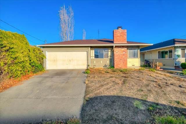 20948 Ashfield Ave, Castro Valley, CA 94546 (#ML81822900) :: The Kulda Real Estate Group