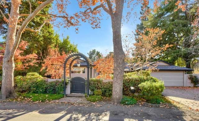 4024 Amaranta Ave, Palo Alto, CA 94306 (#ML81822948) :: Robert Balina | Synergize Realty