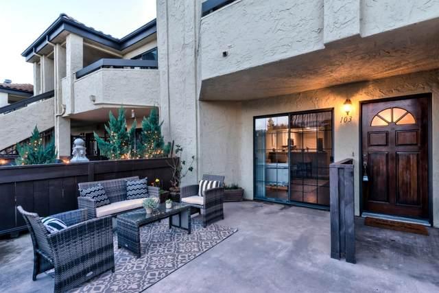 880 N Winchester Blvd 103, Santa Clara, CA 95050 (#ML81823110) :: The Sean Cooper Real Estate Group