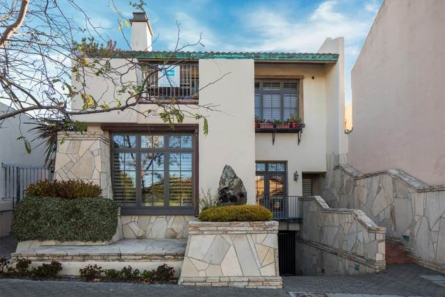 0 Dolores 3 Se Of 7th, Carmel, CA 93921 (#ML81823131) :: Intero Real Estate