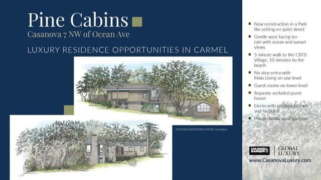 Casanova 7 Nw Of Ocean, Carmel, CA 93921 (#ML81823217) :: Olga Golovko