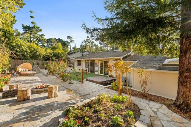 1145 Wildcat Canyon Rd, Pebble Beach, CA 93953 (#ML81823411) :: Real Estate Experts