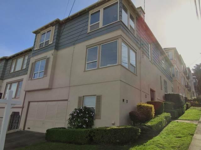 1700 Funston Ave, San Francisco, CA 94122 (#ML81823463) :: The Gilmartin Group
