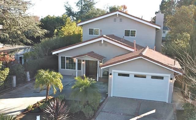 181 Beatrice St, Mountain View, CA 94043 (#ML81823699) :: Alex Brant