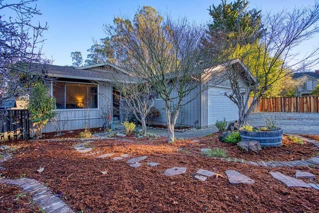 2822 Mattison Ln, Santa Cruz, CA 95065 (#ML81823851) :: The Sean Cooper Real Estate Group