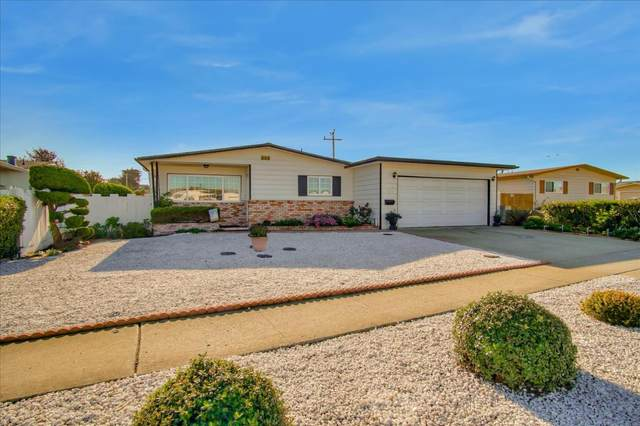 257 Cosky Dr, Marina, CA 93933 (#ML81823917) :: The Kulda Real Estate Group