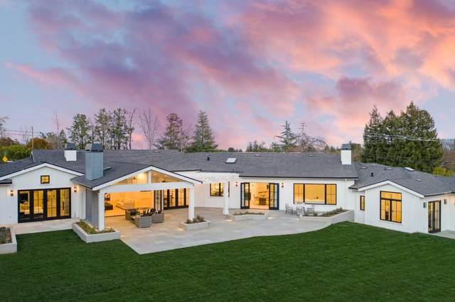 18216 Daves Ave, Monte Sereno, CA 95030 (#ML81823951) :: The Goss Real Estate Group, Keller Williams Bay Area Estates