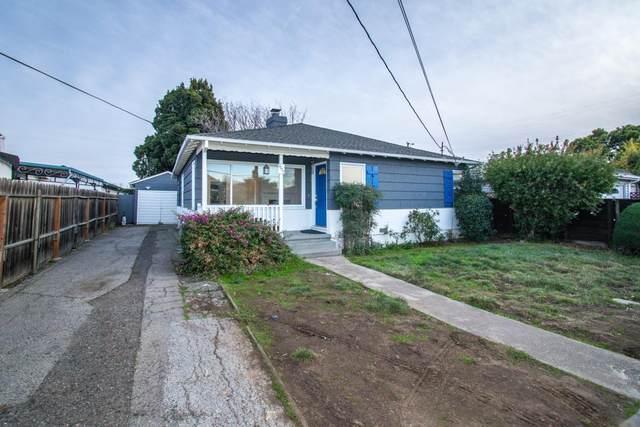 1310 Huron Ave, San Mateo, CA 94401 (#ML81824114) :: Real Estate Experts