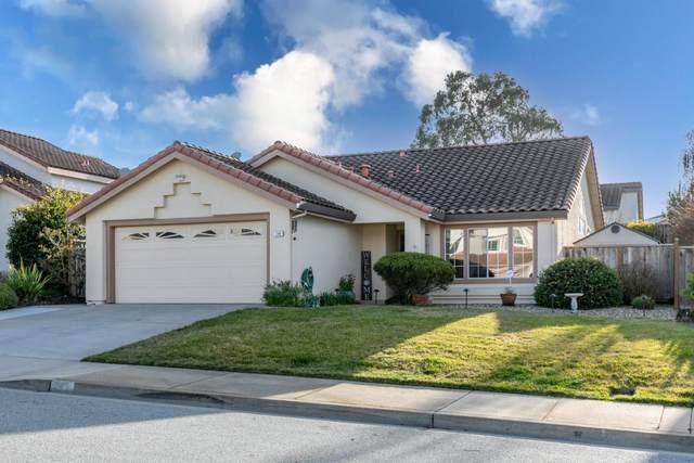 296 Costa Del Mar Rd, Marina, CA 93933 (#ML81824356) :: The Sean Cooper Real Estate Group