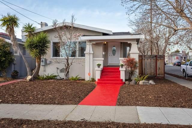 2345 66th Ave, Oakland, CA 94605 (#ML81824479) :: Schneider Estates