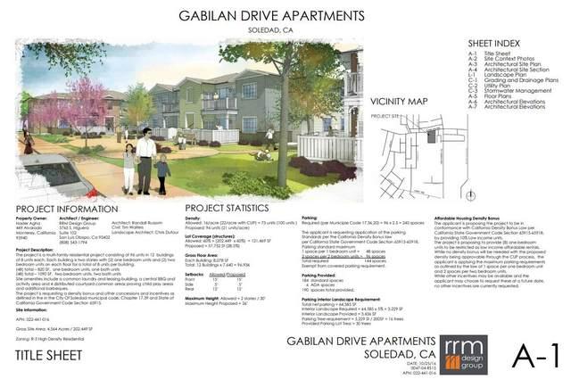 540 Gabilan Dr, Soledad, CA 93960 (#ML81824495) :: Schneider Estates