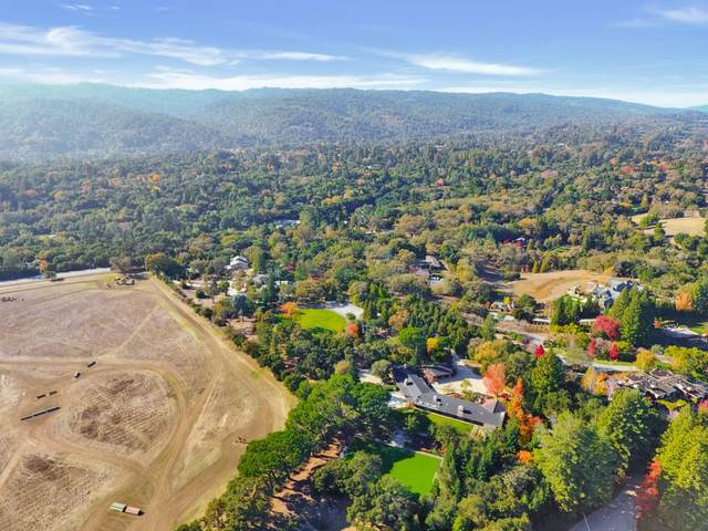 485 Whiskey Hill Rd, Woodside, CA 94062 (#ML81824533) :: RE/MAX Gold