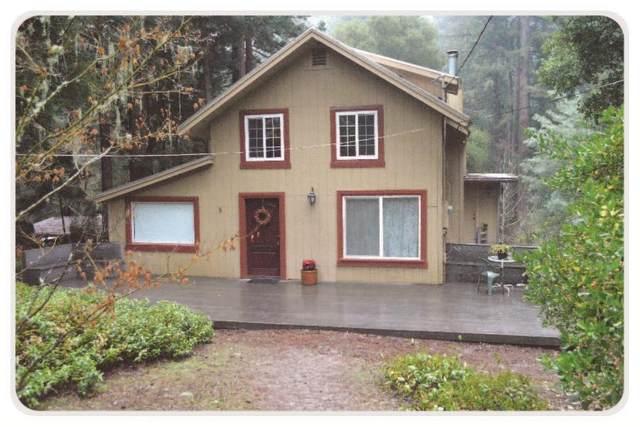 13978 Bear Creek Rd, Boulder Creek, CA 95006 (#ML81824546) :: Strock Real Estate