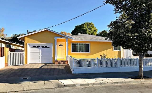 207 Hemlock Ave, Redwood City, CA 94061 (#ML81824556) :: Schneider Estates