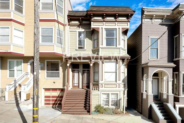 930-934 Central Ave, San Francisco, CA 94115 (#ML81824625) :: Intero Real Estate