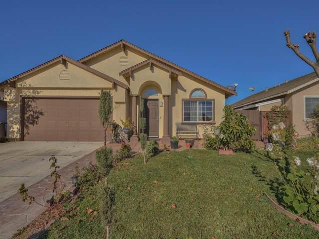 245 Rockrose St, Soledad, CA 93960 (#ML81824645) :: Schneider Estates